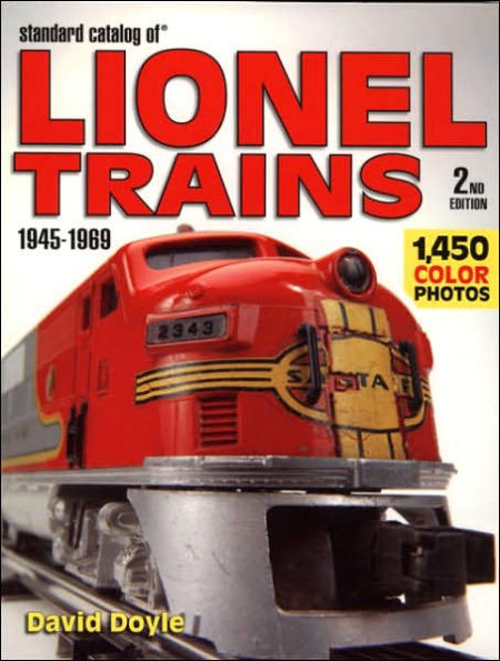Standard Catalog of Lionel Trains 1945 – 1969 2nd Edition image