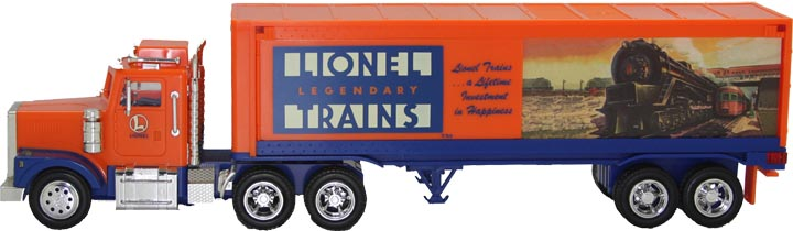 Box Trailer Toy Truck # 2 image