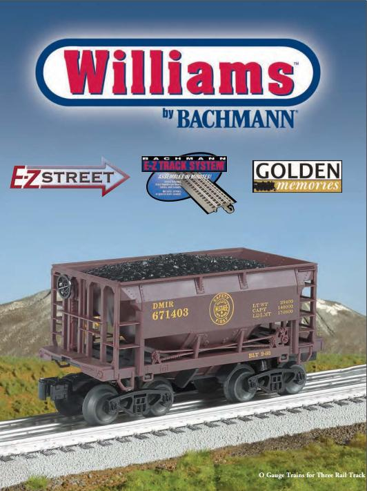 Williams by Bachmann 2017 Catalog image